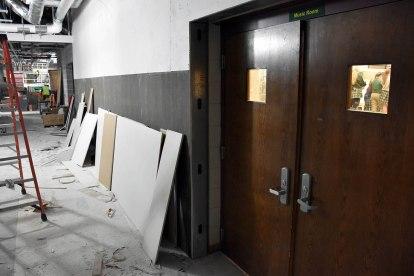 classroom construction update