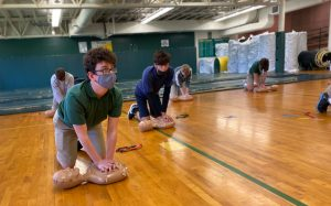 cpr health class