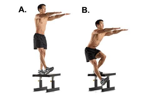 Esercizi per rinforzare le ginocchia