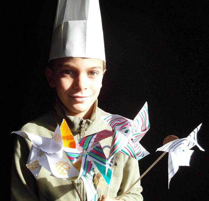 girandole e cuoco, ExpoGusto 2014