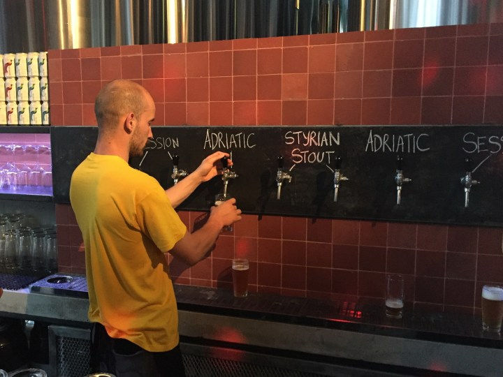 Za početak tri, ali pivovara ima potencijal držati puno više svojih piva odjednom.