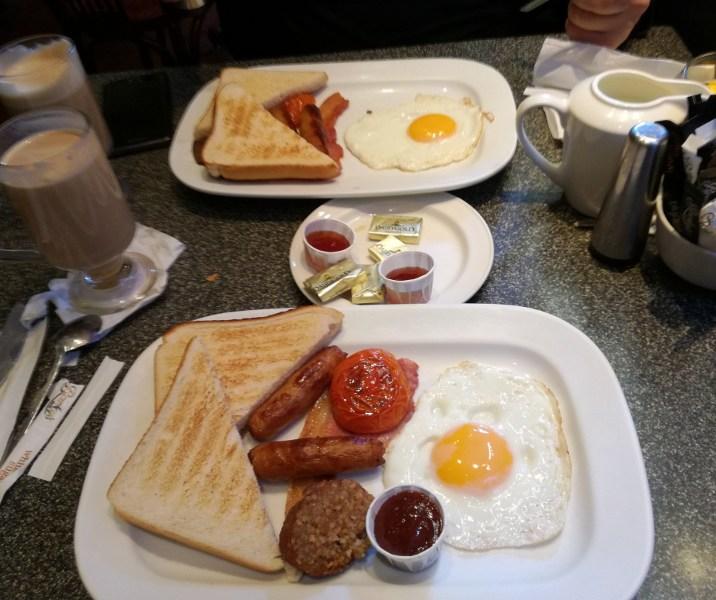 Tradicionalni irski doručak