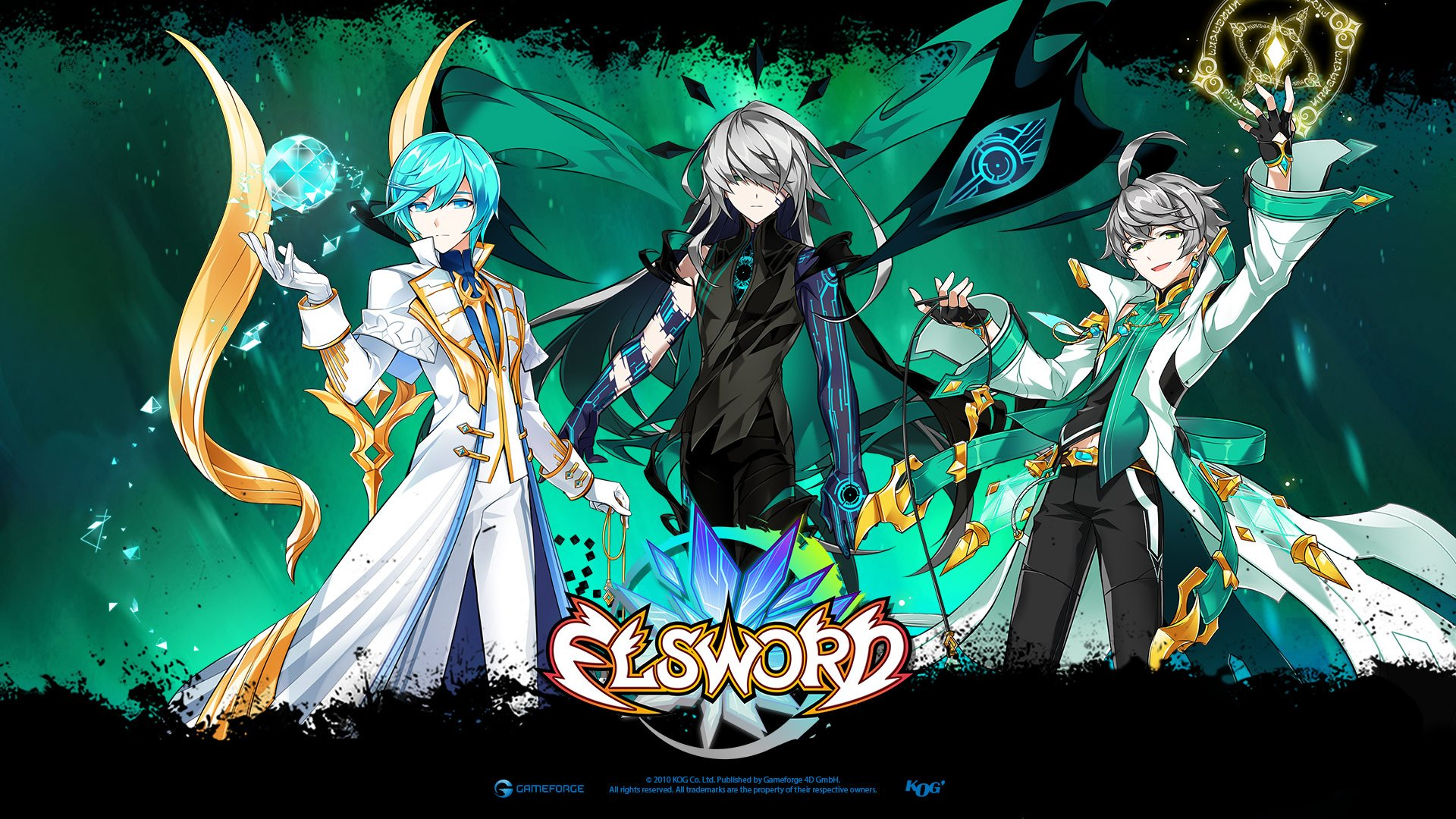 elsword new character ain