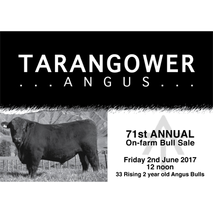 Tarangower Angus - 2 June 2017