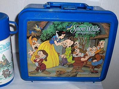 Snow White Lunchbox