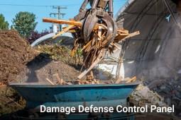 Damage Defense Control Panel