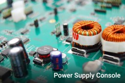 Power Supply Console