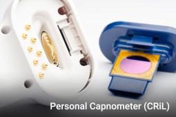 CRiL N-Tidal B Personal Capnometer - Pivot International