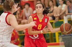 Fuente: www.feb.es Angela Salvadores MVP del torneo, 40puntos en la final