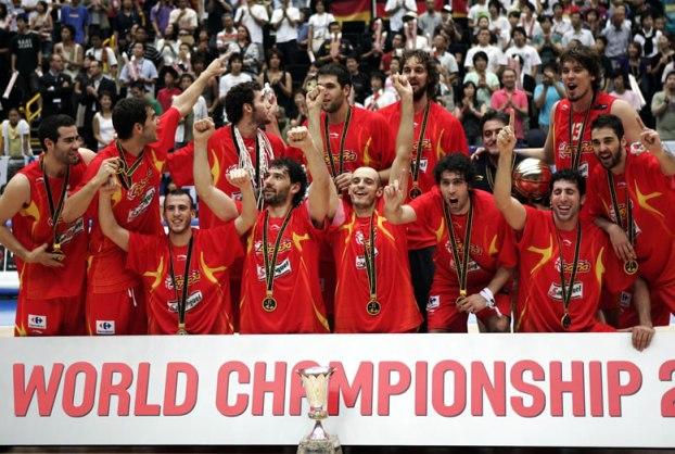 Fuente: pichicola.net España ya sabe lo que es ganar un Mundial, sera capaz de repetir en casa?