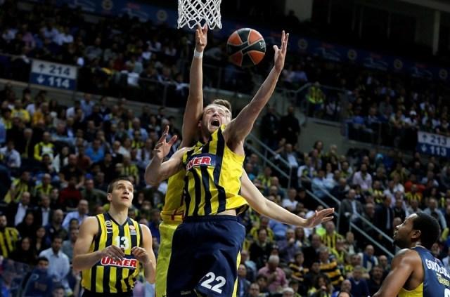fuente: www.eurocupbasketball.com Luka Zoric, talento, trabajo