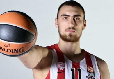 Nikola Milutinov el gigante de Novi Sad