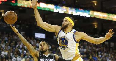 javale mcgee,golden,warriors,nba