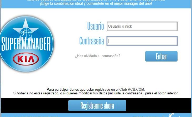 fuente: supermanager