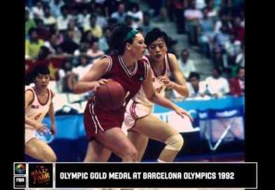 Natalia Zasulskaya la zarina del basket