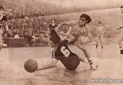 Rosa Castillo, un leyenda de nuestro baloncesto.