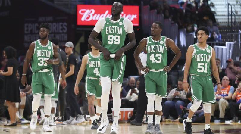 Tacko Fall, el gigante verde de los Celtics