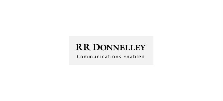 RR Donnelley Reports Q4 Sales Up 37 From Previous Year