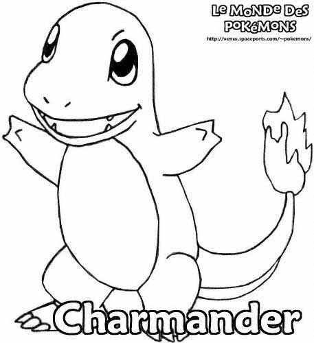 Pokemon Coloring Pages & Pokemon Printable Crafts