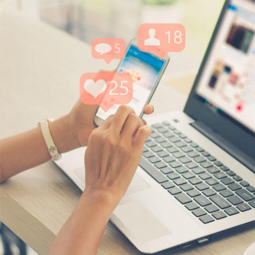 Digital communication and Social Media Marketing