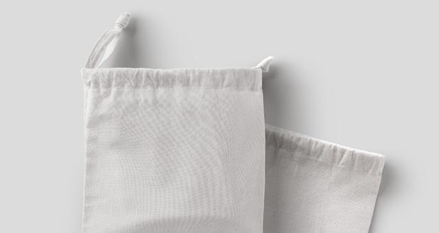 psd tote bag fabric mockup vol2