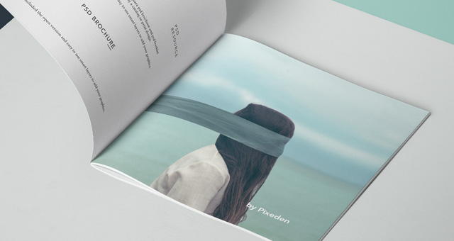 Square Psd Brochure Mockup Vol5 Psd Mock Up Templates
