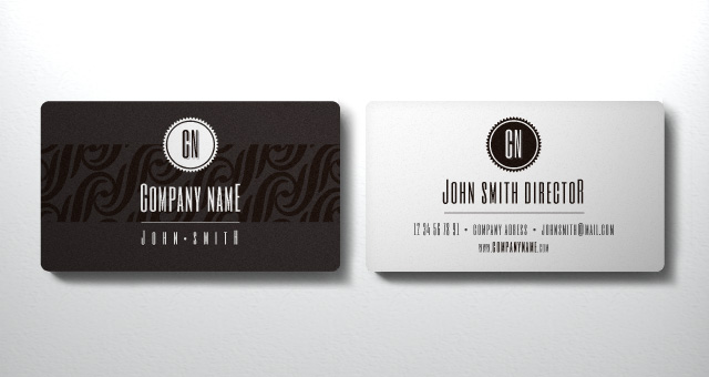 Elegant Business Card Vol1 Business Cards Templates
