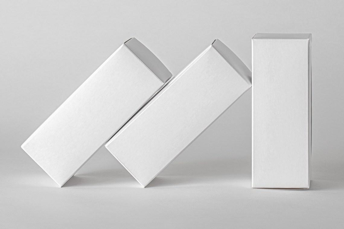 Download Psd Rectangle Box Mockup Set | Psd Mock Up Templates | Pixeden