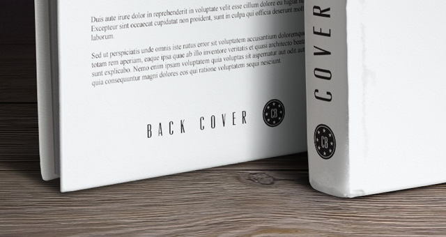 Psd Book Cover Mockup Template 2 Psd Mock Up Templates