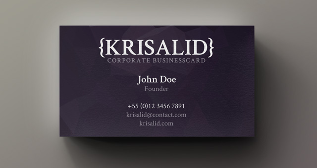 Corporate Business Card Vol 7  Business Cards Templates