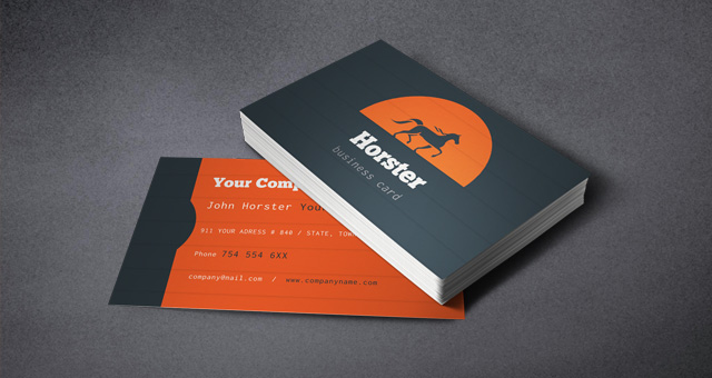 Industrial Business Card Vol 1 Business Cards Templates