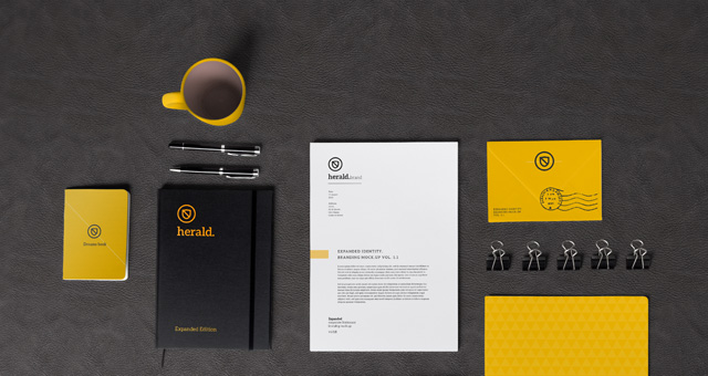 Stationery Branding Mock Up Vol 1 1 Psd Mock Up