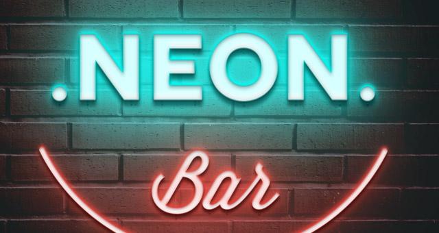 Psd Neon Text Effect Vol3  Photoshop Text Effects  Pixeden