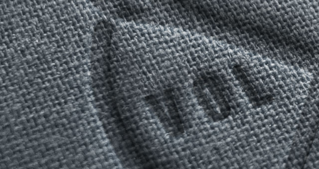 Linen Logo MockUp Template  Psd Mock Up Templates  Pixeden
