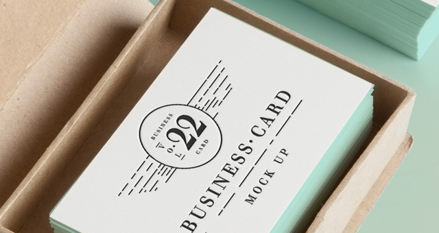 Psd Business Card Mock Up Vol22 Psd Mock Up Templates