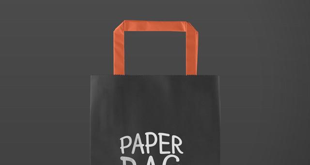 Psd Paper Bag Mockup Vol2  Psd Mock Up Templates  Pixeden