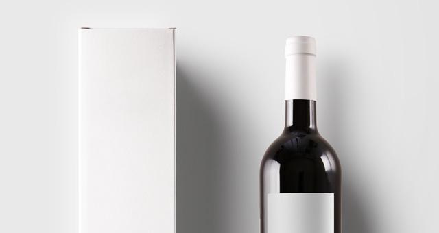 Psd Wine Box Mockup Vol2 Psd Mock Up Templates Pixeden