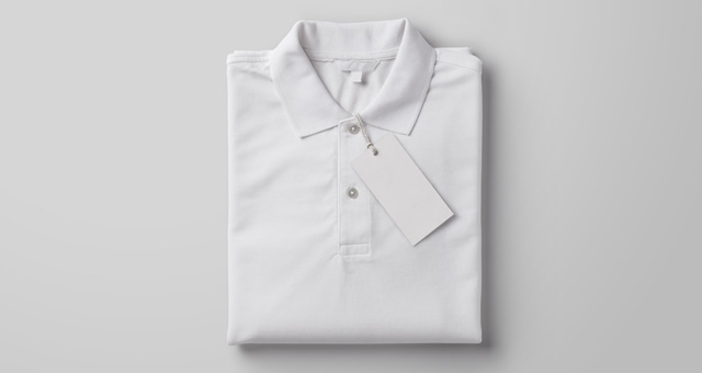 Folded Psd Polo Shirt Mockup Psd Mock Up Templates Pixeden