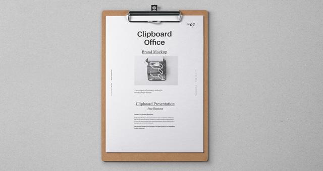 resume in paper clip