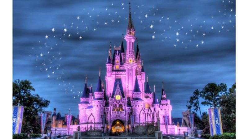 10 latest disney castle