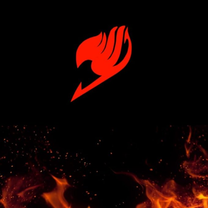 Fairy Tail Logo Wallpaper Iphone 5 Newwallpapers Org