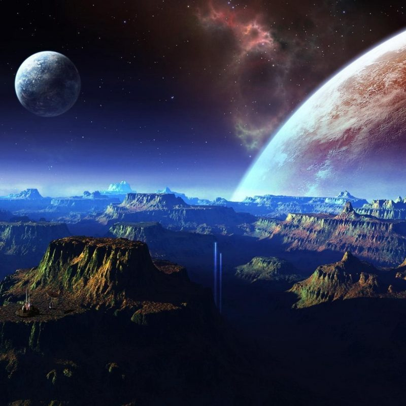 10 new space wallpapers