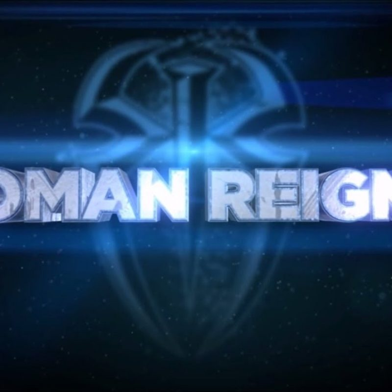 10 latest wwe roman