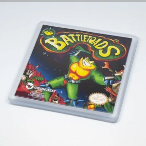 Battletoads coaster