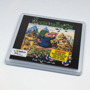 Lemmings coaster