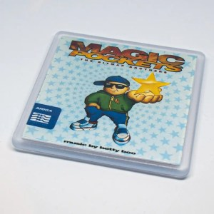 Magic Pockets coaster