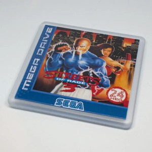 Streets of Rage 3 coaster