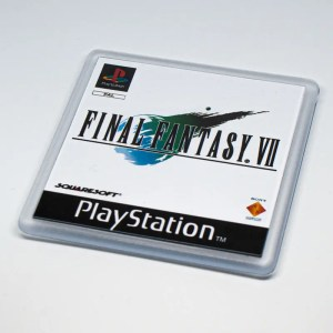 Final Fantasy 7 coaster