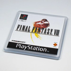 Final Fantasy 8 coaster