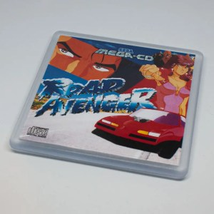 Road Avenger coaster